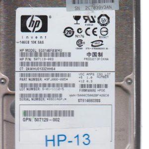 HP EGO146FAWHU 146 GB
