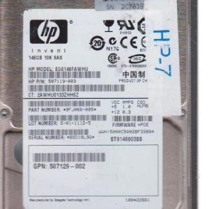 HP EG0146FAWHU 146 GB