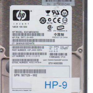 HP WG0146FAWHU 146 GB