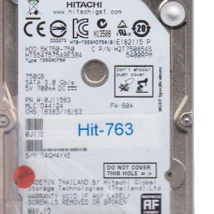 Hitachi HTS547575A9E384 750GB