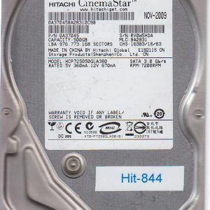 Hitachi HCP725050GLAA380 500GB