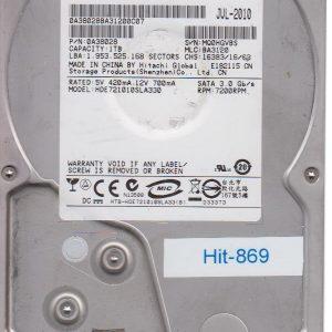 Hitachi HDE721010SLA330 1TB