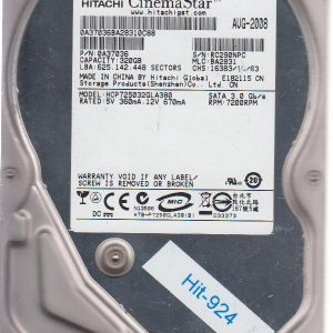 Hitachi HCP725032GLA380 320GB