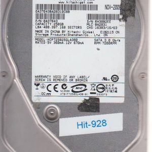 Hitachi HCP725025GLA380 250GB