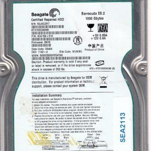 Seagate ST31000340NS 1000GB