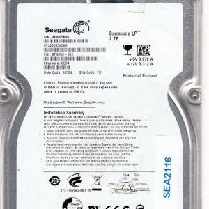 Seagate ST32000542AS 2TB