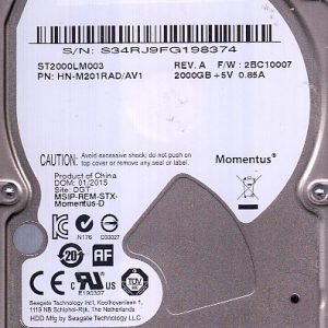 Western Digital WD10EARS-00Y5B1 1TB