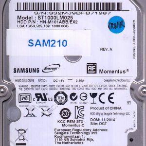 Samsung ST1000LM025 1000GB