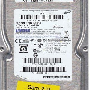 Samsung HD103SJ 1000GB