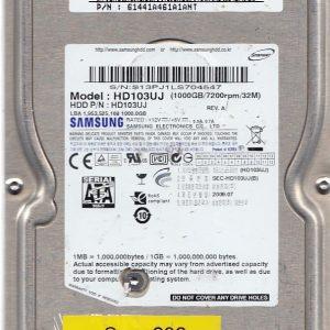 Samsung HD103UJ 1000GB