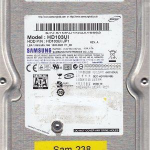 Samsung HD103UI 1000GB