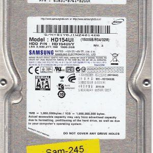 Samsung HD154UI 1500GB