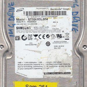 Samsung ST2000DL004 2000GB