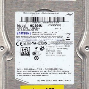 Samsung HD204UI 2TB