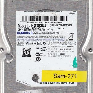 Samsung HD103UJ 1000GB