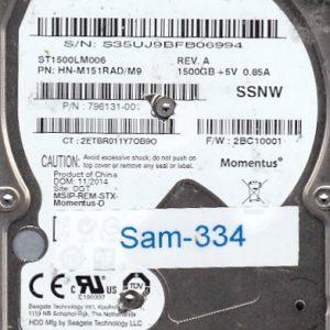 Samsung ST1500LM006 1500GB
