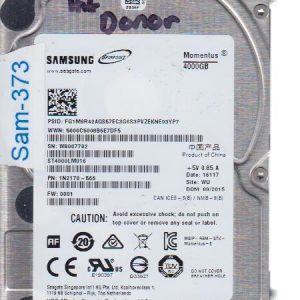 Samsung ST4000LM016 4000GB