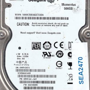 Seagate ST9500424AS 500GB