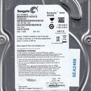 Seagate ST2000DL001 2000GB