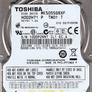 Toshiba MK5055GSXF 500GB