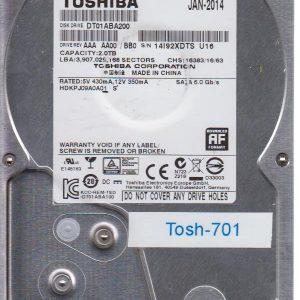 Toshiba DT01ABA200 2TB