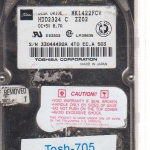 Toshiba MK1422FCV 86MB