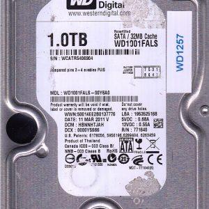 Western Digital WD1001FALS-00Y6A0 1TB