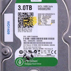 Western Digital WMC1T4062053 3TB