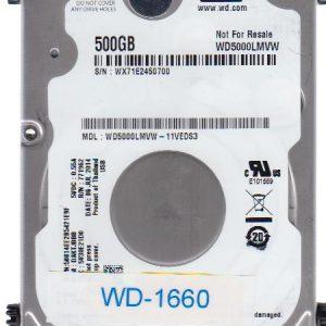 Western Digital WD5000LMVW-11VEDS3 500GB