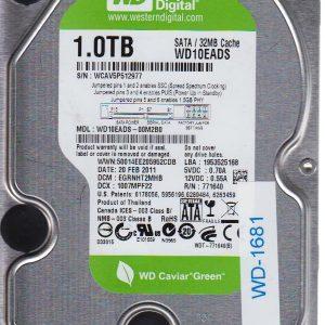 Western Digital WD10EADS-00M2B0 1TB