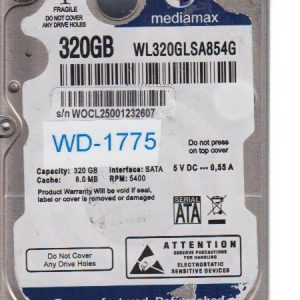 Western Digital WL320GLSA854G 320GB