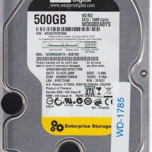 Western Digital WD5002ABYS-02B1B0 500GB
