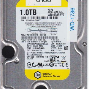 Western Digital WD1003FBYZ-010FB0 1TB
