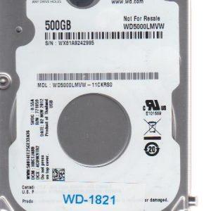 Western Digital WD500LMVW-11CKRS0 500GB