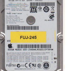 Fujitsu MJA2500BH 500GB