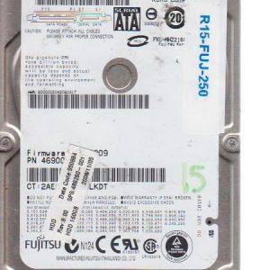 Fujitsu MHZ2160BH 160 GB