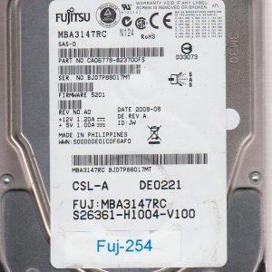 Fujitsu MBA3147RC 146GB