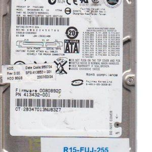 Fujitsu MHV2080BH 80 GB