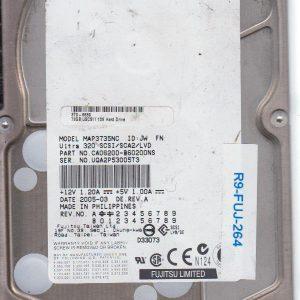 Fujitsu MAP3735NC 73 GB