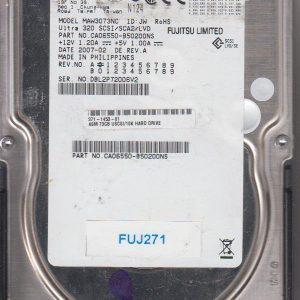 Fujitsu MAW3073NC 73GB