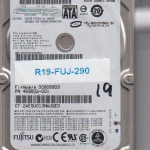 Fujitsu MHZ2250BH G2 250GB