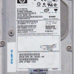 HP BF03688284 36.4 GB