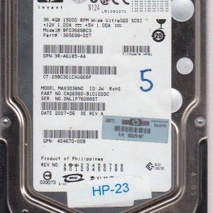 HP MAX3036NC 36.4GB