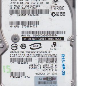 HP DG146A4960 146 GB