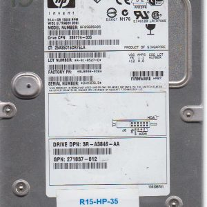 HP BF03685A35 36.4 GB