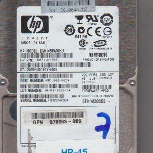 HP EG0146FAWHU 146GB
