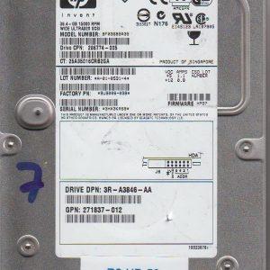 HP BF03685A35 36.4GB