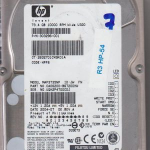 HP MAP3735NP 73.4GB