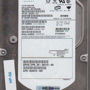 HP BF0728A4CB 72.8GB