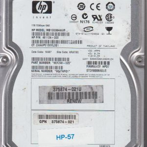 HP MB1000BAWJP 1TB